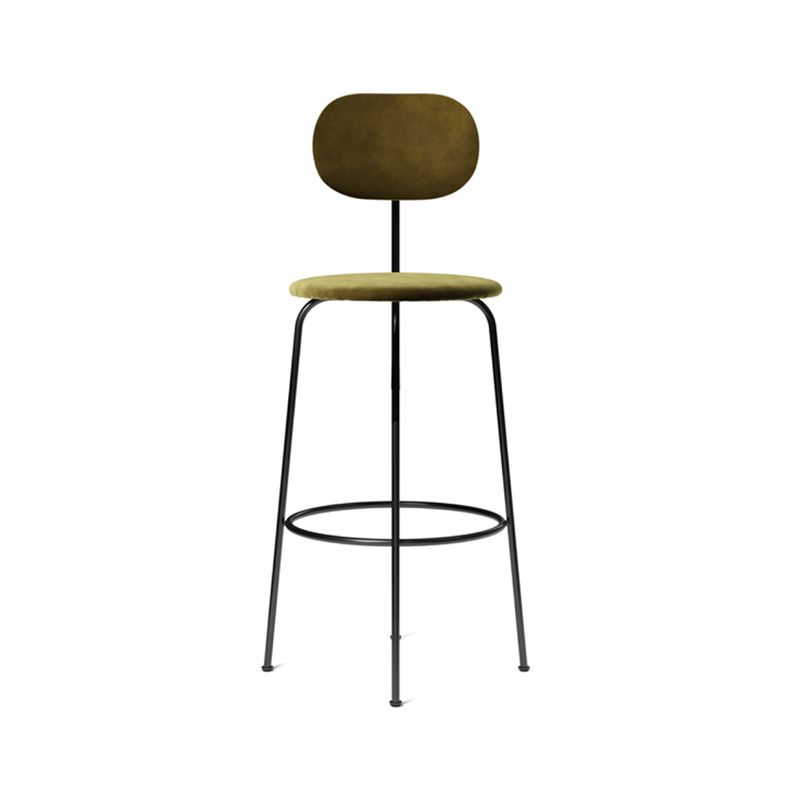 Menu Afteroom Fully Upholstered Bar Stool Plus by Afteroom Olson and Baker - Designer & Contemporary Sofas, Furniture - Olson and Baker showcases original designs from authentic, designer brands. Buy contemporary furniture, lighting, storage, sofas & chairs at Olson + Baker.