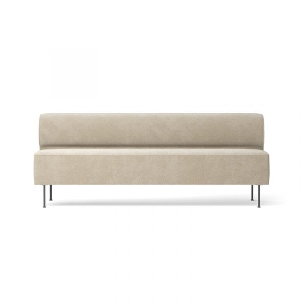 Eave Three Seat Dining Banquet Sofa