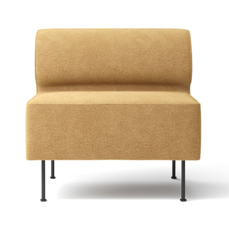 Menu Eave Dining Banquet Armchair by Norm Architects Olson and Baker - Designer & Contemporary Sofas, Furniture - Olson and Baker showcases original designs from authentic, designer brands. Buy contemporary furniture, lighting, storage, sofas & chairs at Olson + Baker.