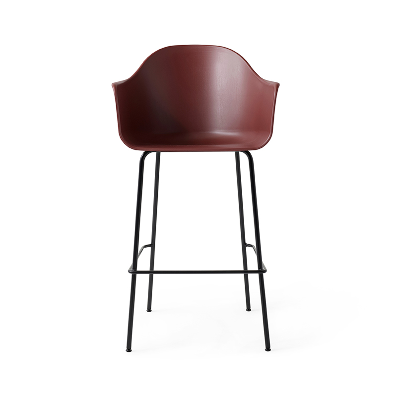 Menu Harbour Bar Stool by Norm Architects Olson and Baker - Designer & Contemporary Sofas, Furniture - Olson and Baker showcases original designs from authentic, designer brands. Buy contemporary furniture, lighting, storage, sofas & chairs at Olson + Baker.