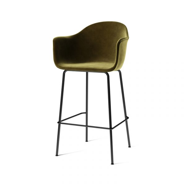 Harbour Fully Upholstered Bar Stool
