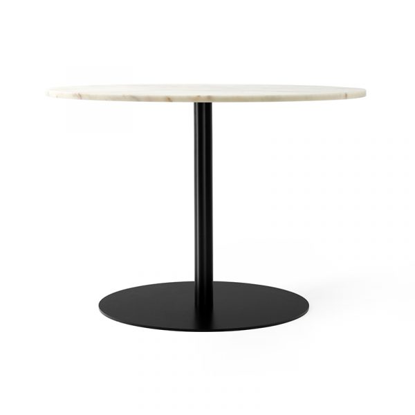 Harbour Column Ø105cm Round Dining Table with Pedestal Base