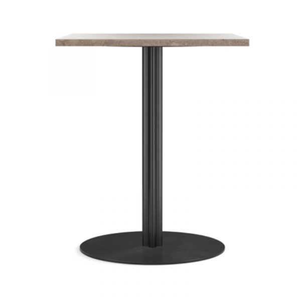 Harbour Column 60x70cm Dining Table with Pedestal Base