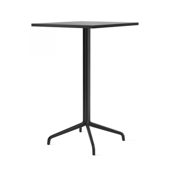 Harbour Column 60x70cm Café Table with Four Star Base