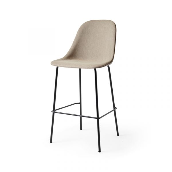 Harbour Fully Upholstered Bar Side Stool