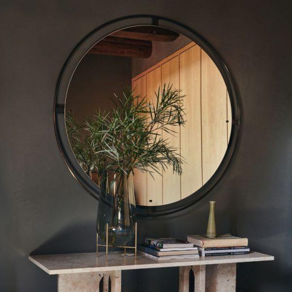Nimbus Ø60cm Circular Mirror