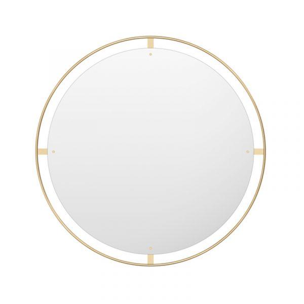 Nimbus Ø110cm Circular Mirror