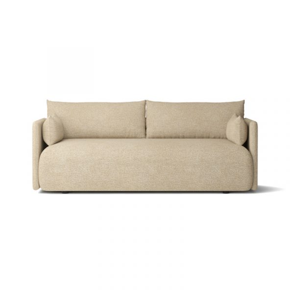 Offset Two Seat Sofa