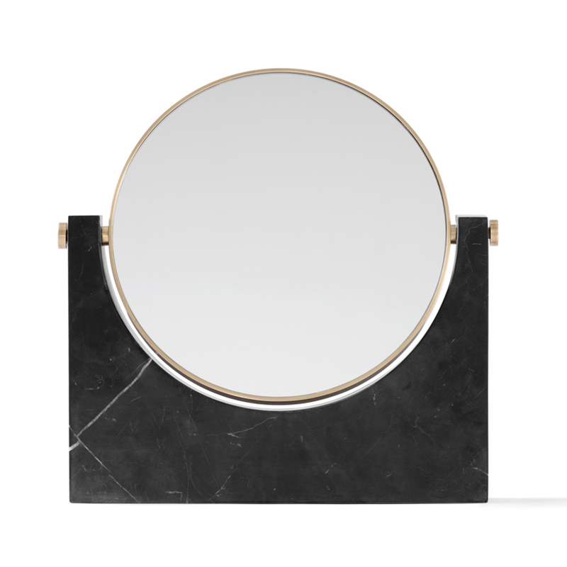 Menu Pepe Marble Mirror by Studio Pepe Olson and Baker - Designer & Contemporary Sofas, Furniture - Olson and Baker showcases original designs from authentic, designer brands. Buy contemporary furniture, lighting, storage, sofas & chairs at Olson + Baker.