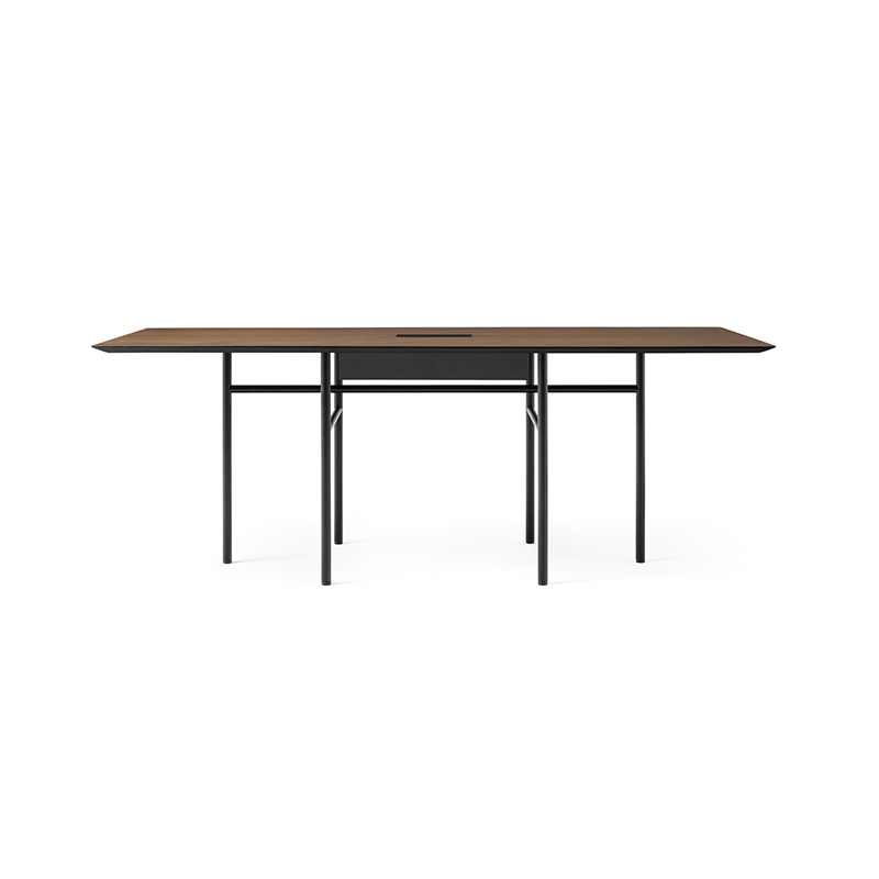 Menu Snaregade Conference Table by Norm Architects Olson and Baker - Designer & Contemporary Sofas, Furniture - Olson and Baker showcases original designs from authentic, designer brands. Buy contemporary furniture, lighting, storage, sofas & chairs at Olson + Baker.