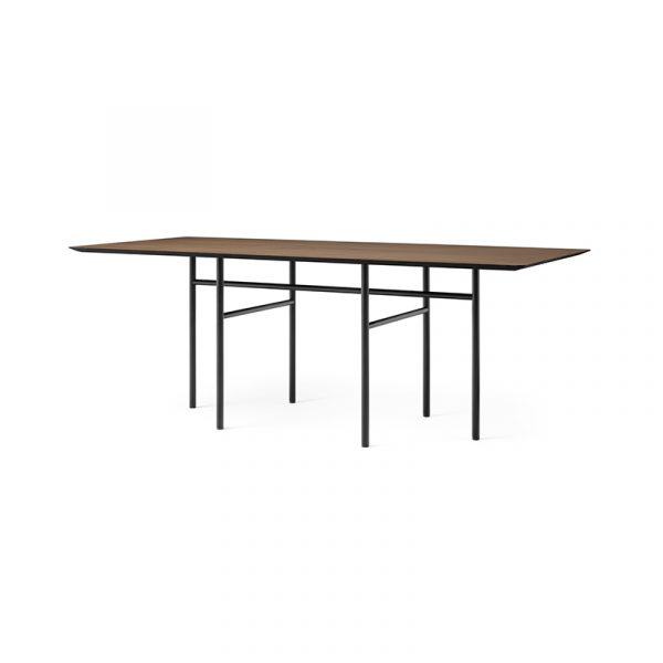 Snaregade 90x200cm Rectangular Dining Table