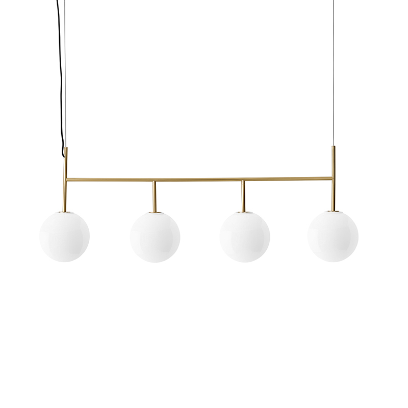 Menu TR Suspension Frame Light by Tim Rundle Olson and Baker - Designer & Contemporary Sofas, Furniture - Olson and Baker showcases original designs from authentic, designer brands. Buy contemporary furniture, lighting, storage, sofas & chairs at Olson + Baker.
