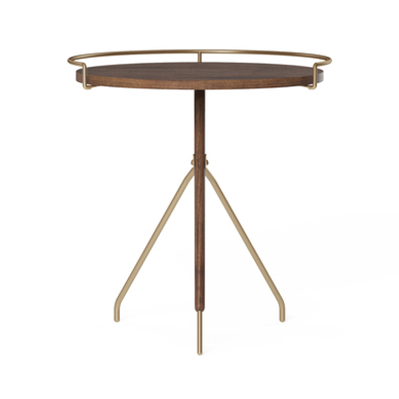 Menu Umanoff Side Table by Arthur Umanoff Design Olson and Baker - Designer & Contemporary Sofas, Furniture - Olson and Baker showcases original designs from authentic, designer brands. Buy contemporary furniture, lighting, storage, sofas & chairs at Olson + Baker.