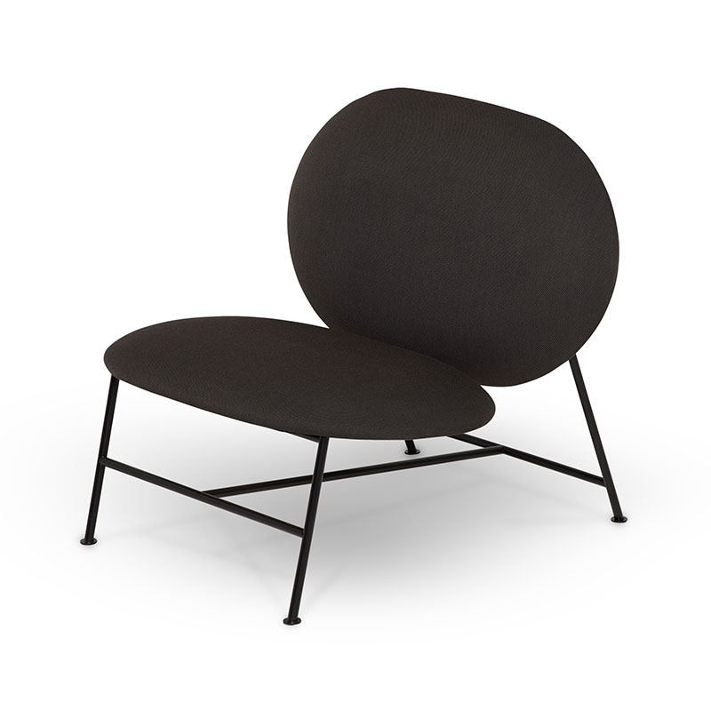 Northern Oblong Lounge Chair by Mario Tsai Olson and Baker - Designer & Contemporary Sofas, Furniture - Olson and Baker showcases original designs from authentic, designer brands. Buy contemporary furniture, lighting, storage, sofas & chairs at Olson + Baker.