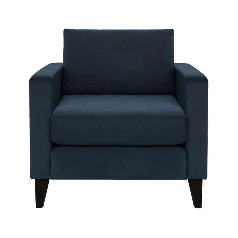 Olson and Baker Franklin Armchair by Olson and Baker Studio Olson and Baker - Designer & Contemporary Sofas, Furniture - Olson and Baker showcases original designs from authentic, designer brands. Buy contemporary furniture, lighting, storage, sofas & chairs at Olson + Baker.
