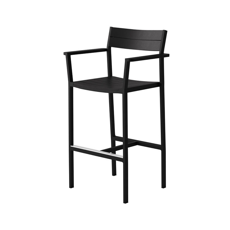 Case Furniture Eos Bar Stool by Matthew Hilton Olson and Baker - Designer & Contemporary Sofas, Furniture - Olson and Baker showcases original designs from authentic, designer brands. Buy contemporary furniture, lighting, storage, sofas & chairs at Olson + Baker.