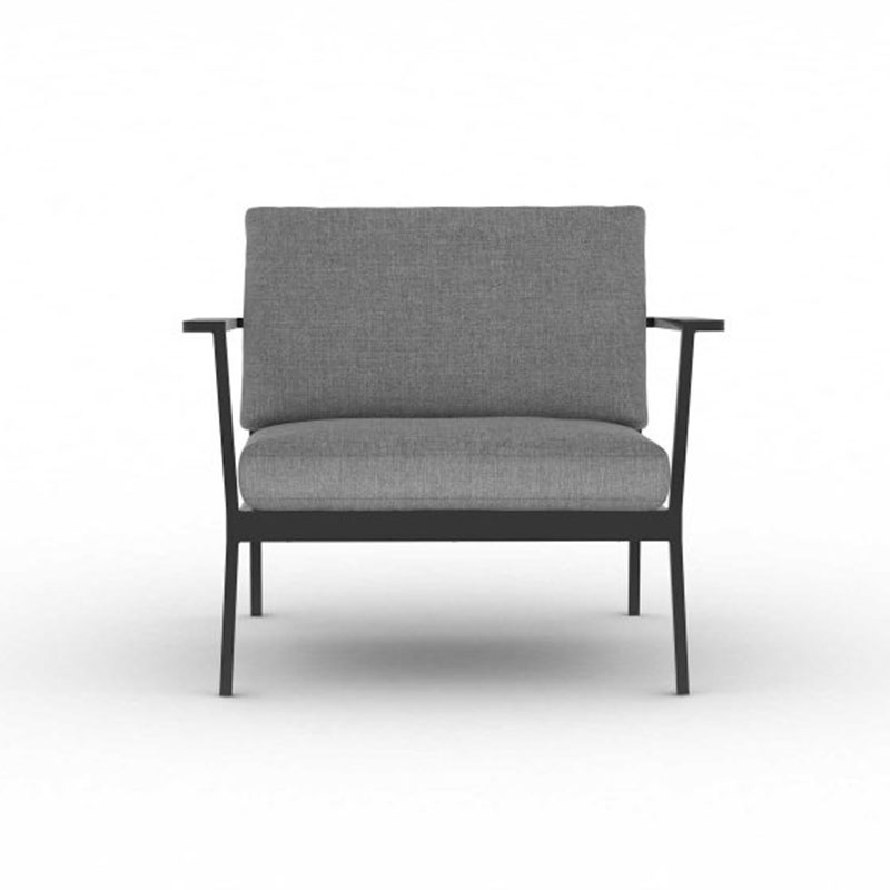 Case Furniture Eos Sofa Armchair by Matthew Hilton Olson and Baker - Designer & Contemporary Sofas, Furniture - Olson and Baker showcases original designs from authentic, designer brands. Buy contemporary furniture, lighting, storage, sofas & chairs at Olson + Baker.