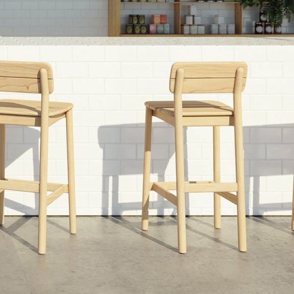 Tanso Bar Stool