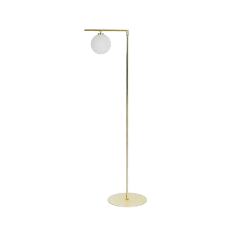 Endo Floor Lamp by Aromas Olson and Baker - Designer & Contemporary Sofas, Furniture - Olson and Baker showcases original designs from authentic, designer brands. Buy contemporary furniture, lighting, storage, sofas & chairs at Olson + Baker.