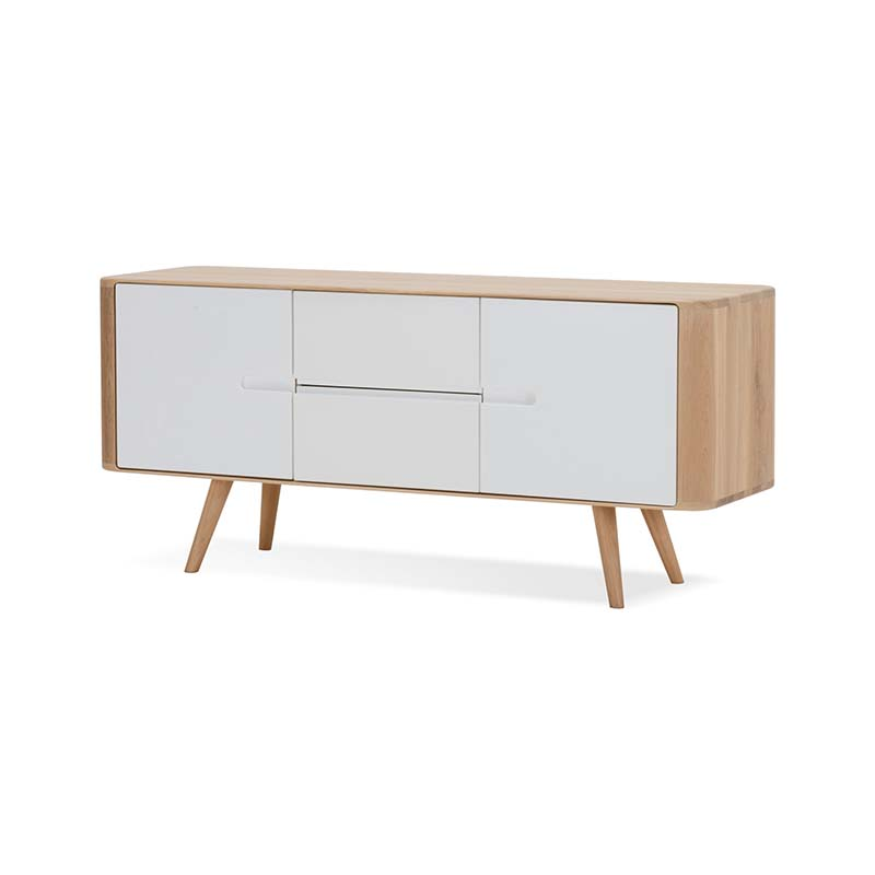 Gazzda Ena Sideboard by Salih Teskeredzic Olson and Baker - Designer & Contemporary Sofas, Furniture - Olson and Baker showcases original designs from authentic, designer brands. Buy contemporary furniture, lighting, storage, sofas & chairs at Olson + Baker.