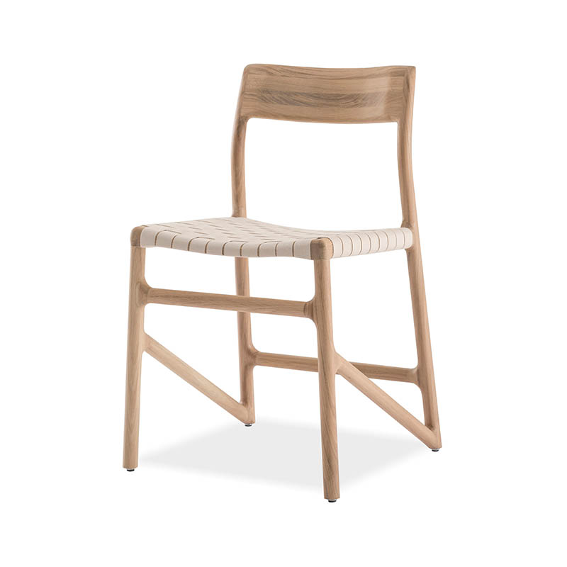Gazzda Fawn Chair by Salih Teskeredzic Olson and Baker - Designer & Contemporary Sofas, Furniture - Olson and Baker showcases original designs from authentic, designer brands. Buy contemporary furniture, lighting, storage, sofas & chairs at Olson + Baker.