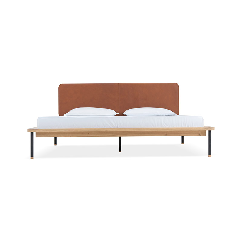Gazzda Fina Bed by Mustafa Cohadzic Olson and Baker - Designer & Contemporary Sofas, Furniture - Olson and Baker showcases original designs from authentic, designer brands. Buy contemporary furniture, lighting, storage, sofas & chairs at Olson + Baker.