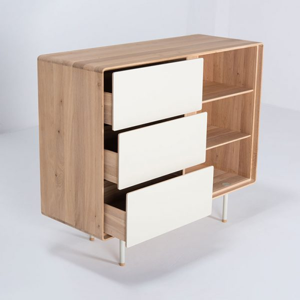 Fina Dresser 118 with Drawers
