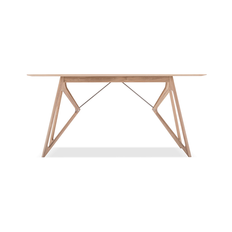 Gazzda Tink Dining Table by Salih Teskeredzic Olson and Baker - Designer & Contemporary Sofas, Furniture - Olson and Baker showcases original designs from authentic, designer brands. Buy contemporary furniture, lighting, storage, sofas & chairs at Olson + Baker.